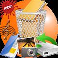 App إسترجاع الصورو الملفات Prank APK for Kindle