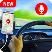 23.  Voice GPS Driving Directions, GPS Navigation, Maps