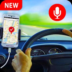 Voice GPS Driving Directions, GPS Navigation, Maps Online PC (Windows / MAC)