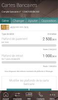 Screenshot of BforBank, Banque mobile