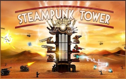 Steampunk Tower APK for Bluestacks