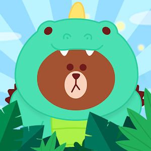 JUNGLE PANG - LINE Friends android