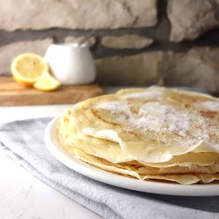 Plain Crepes Recipes