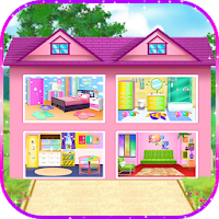 Dream Doll House - Decorating Game  For PC Free Download (Windows/Mac)