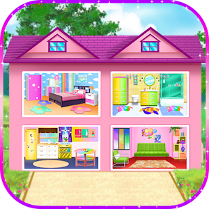 Dream Doll House - Decorating Game For PC (Windows & MAC)
