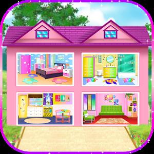 Dream Doll House - Decorating Game on PC (Windows / MAC)