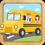 Kids Preschool Game Icon