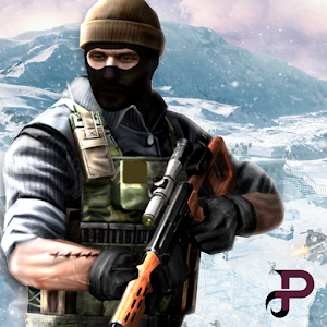 Mountain Sniper Counter Shooter 3D Shooting Game Icon