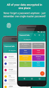 Password Safe and Manager- screenshot thumbnail