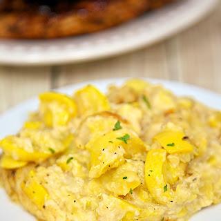 White Squash Casserole Recipes