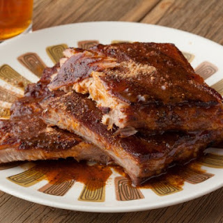 Sweet Dry Rub Ribs Recipes