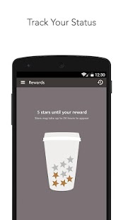Starbucks Australia - screenshot