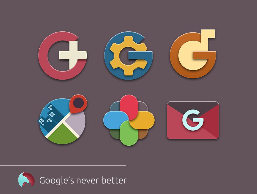 ANTIMO ICON PACK Screenshot 7
