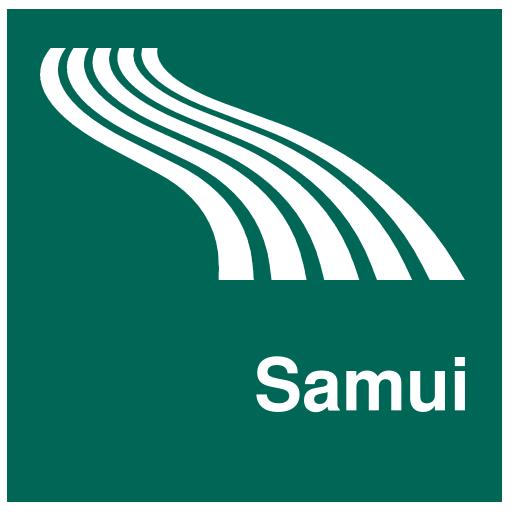Android aplikacija Samui Map offline na Android Srbija