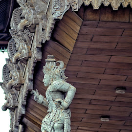 Java statue by Irvan Syah - Buildings & Architecture Statues & Monuments