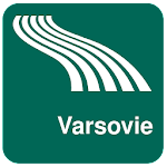 Carte de Varsovie off-line APK