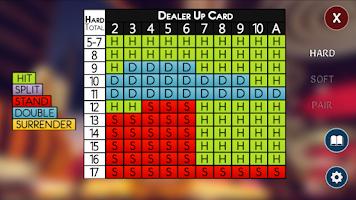 Screenshot of Blackjack Max