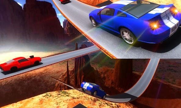 Real Car Stunts Racer 2017 apk screenshot