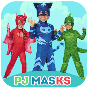 Download pj catboy masks : photo editor ( sticker's ) for Android