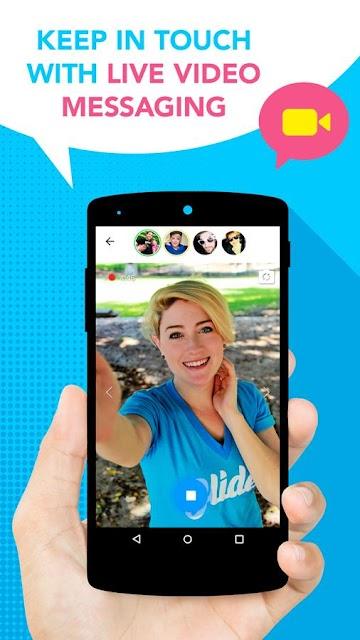 Glide - Video Chat Messenger screenshots