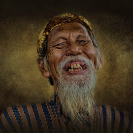 Happy by Indrawan Ekomurtomo - People Portraits of Men