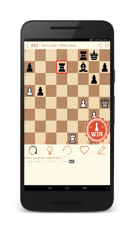 Chess Win Screenshot 1