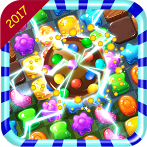 Cookie Crush' Legend 2017 News for PC-Windows 7,8,10 and Mac