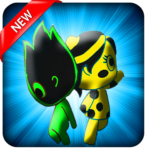 Green boy & Yellow Girl (game)