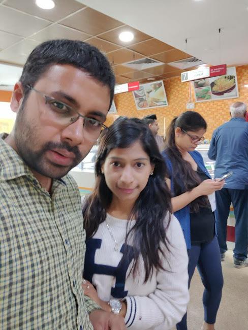 Aditya Singhal at Haldiram's, Mansoorpur, Muzaffarnagar photos