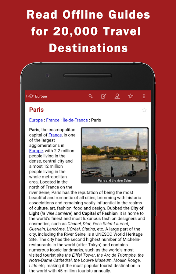 World Travel Guide Offline Screenshot 10