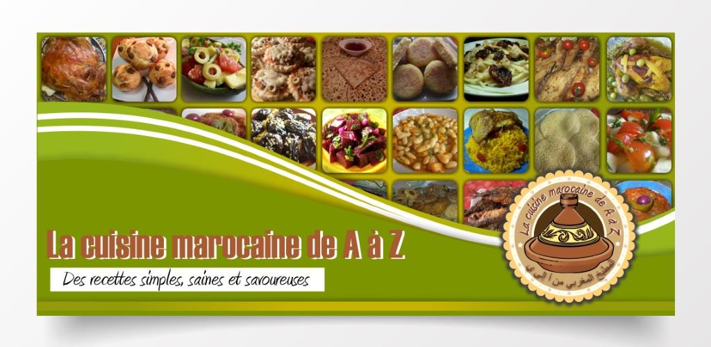 Baixar Cozinha marroquina de A a Z 3.1.0 Apk - com.maroc.cuisine APK on