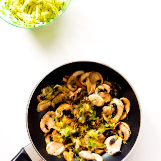 Perfectly Sautéed Zucchini And Mushrooms