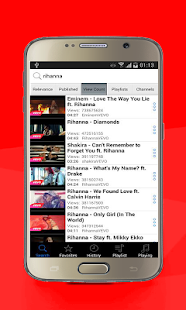 Guide : itube music - screenshot