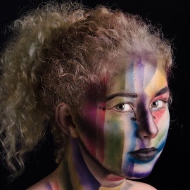 Rainbow by Caleb Crome - Novices Only Portraits & People ( portrait )