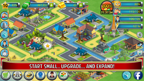 Game City Island 2 - Building Story apk for kindle fire