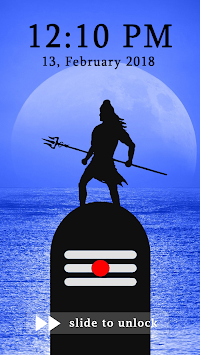 Lord Shiva HD Live Wallpaper 2017 : Mahakal Status APK screenshot thumbnail 13