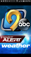 Screenshot of KCRG-TV9 First Alert Weather