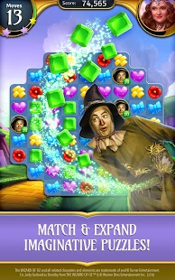 Wizard of Oz: Magic Match- screenshot thumbnail