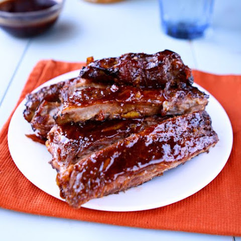 Sweet & Sour Sticky Ribs
