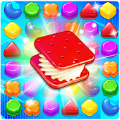 Game Cookie Crush Match-3 Legend 1.0 APK for iPhone