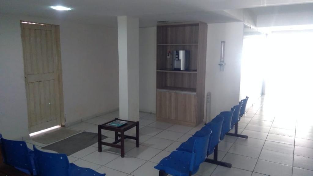 Sala para alugar, 45 m² por R$ 1.900/mês - Manaíra - João Pessoa/PB