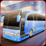 Off Road Tourist Bus Drive SIM Icon