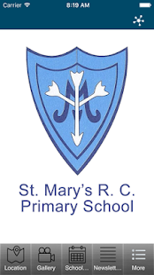 St Mary's RC Langley - screenshot