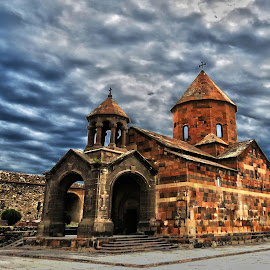 Khor Virab  by Anto Boyadjian - Buildings & Architecture Places of Worship ( history, prayer, christianity, armenia, church, worship )