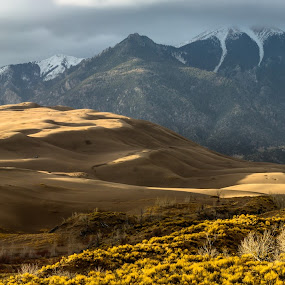 by Jeremy Elliott - Landscapes Mountains & Hills