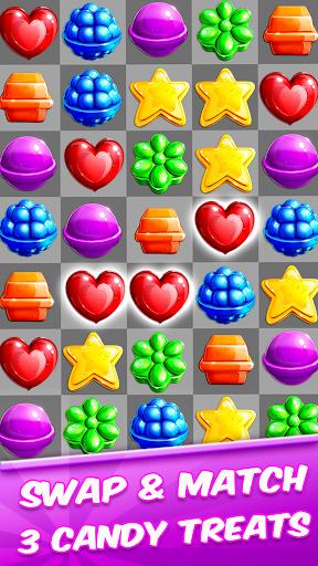 Lollipop Crush Match 3 screenshot 8