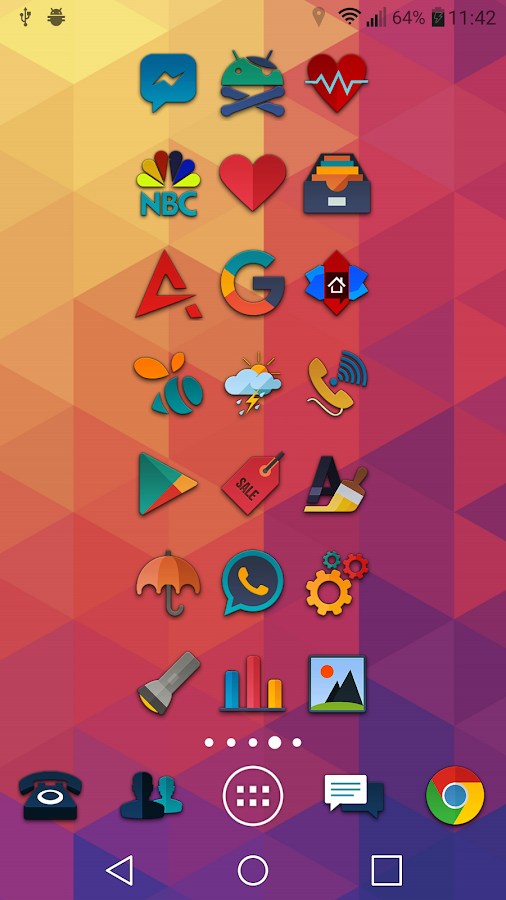 ProtonD Icon Pack Screenshot 4