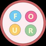 Brainy four Icon
