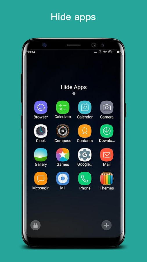 S+ S8 Launcher - Galaxy S8 Launcher, Theme Screenshot 4