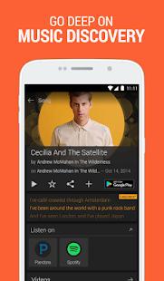 SoundHound Music Search & Play- screenshot thumbnail